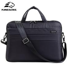 Kingsons Brand 14.1 inch Notebook Computer Laptop Fashion Waterproof Bag for Women Shoulder Messenger Bags Ladies Girls Handbag