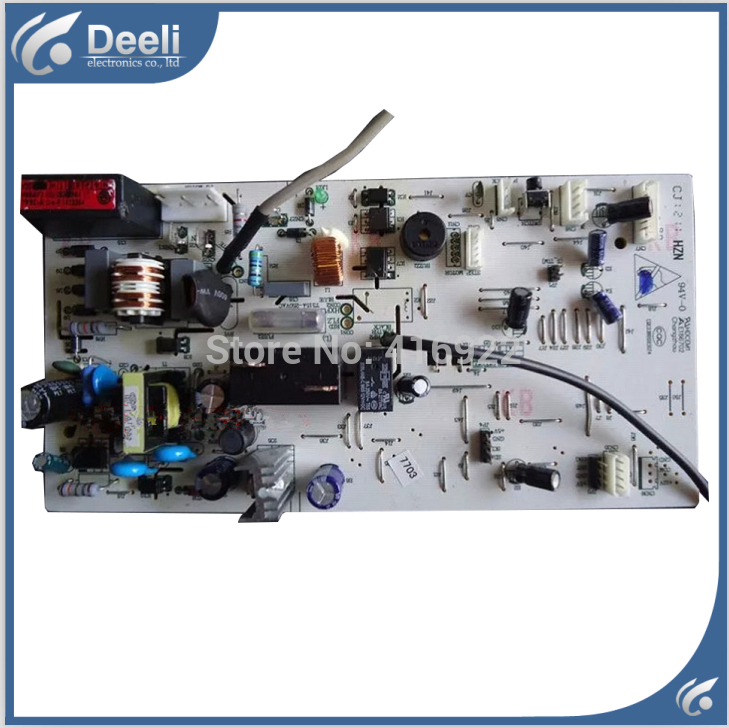 95% new good working for Haier air conditioning computer board 0011800296 control board 0011800296 17  motherboard  on sale 95% new good working for motherboard 5k53d 300557612 gr5k 1h grj5k a2 computer board control board on sale