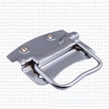 free shipping 4302-90 metal handle tool box handel stainless steel handle Aluminum Case Luggage accessory hardware Equipment box