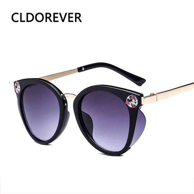 3d525bfacc 2018 Fashion Kids Sunglasses Cartoon Style Sunglass Boys Girls Brand Design  Children Sun Glasses 100%