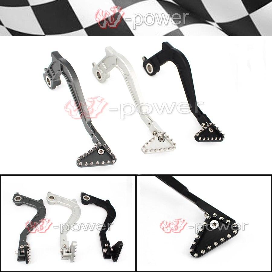 For BMW F650GS F700GS F800GS F800GS ADV Motorcycle CNC Aluminum Adjustable Folding Rear Foot Brake Lever