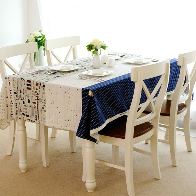 Aliexpress.com : Buy Linen Countryside Pattern Square Home
