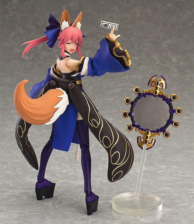 Fate EXTRA Tamamo No Mae Variant Action Figure 1/8 scale painted figure 304# Caster Tomamo No Mae PVC figure Toy