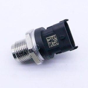 Image 4 - Nowy czujnik ciśnienia listwy paliwowej 0281002864 dla VOLVO 3843100 30677300 20792328 21407309 20973777