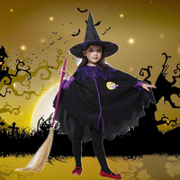 Halloween Costume Children Halloween Cosplay Costume Dresses Kids Girl Party Photography Clothes Children Brand Clothing Kids