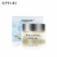 APINKGIRL 5PCS / lot Whitening Anti Freckle Cream 25g Fjern Melasma Acne Spots Pigment Melanin Dark Spots Fjernelse Face Care Cream