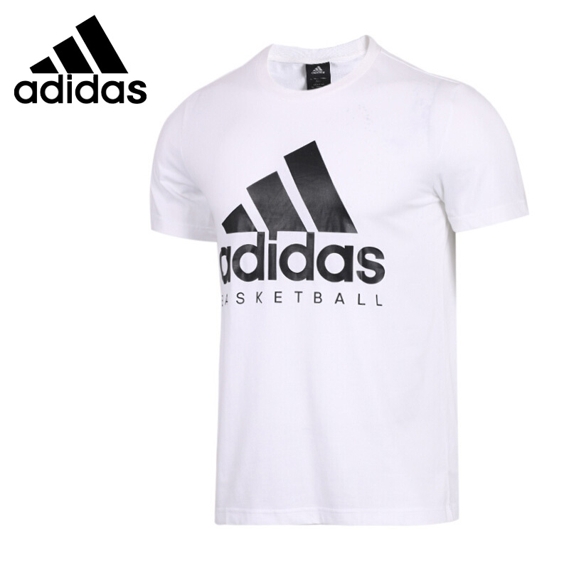 Original New Arrival Adidas ADI BB GFX TEE Men's T-shirts Short Sleeve Sportswear