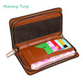 Brand POLO Luxury High Quality Waterproof Men Clutch Bag Simplicity Business Leather Wallet Durable Utility Phone Male Purse