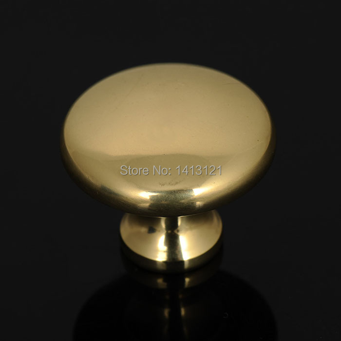 free shipping furniture handle knob household hardware part supply Europeandrawer Solid brass handle cabinet wardrobe pull