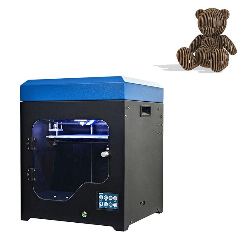 FDM Desktop Cnc Machine Machinery Adult Kid Child Toy Manufacturers Ddkun Small Size Format New Used Industrial Doll 3d Printer