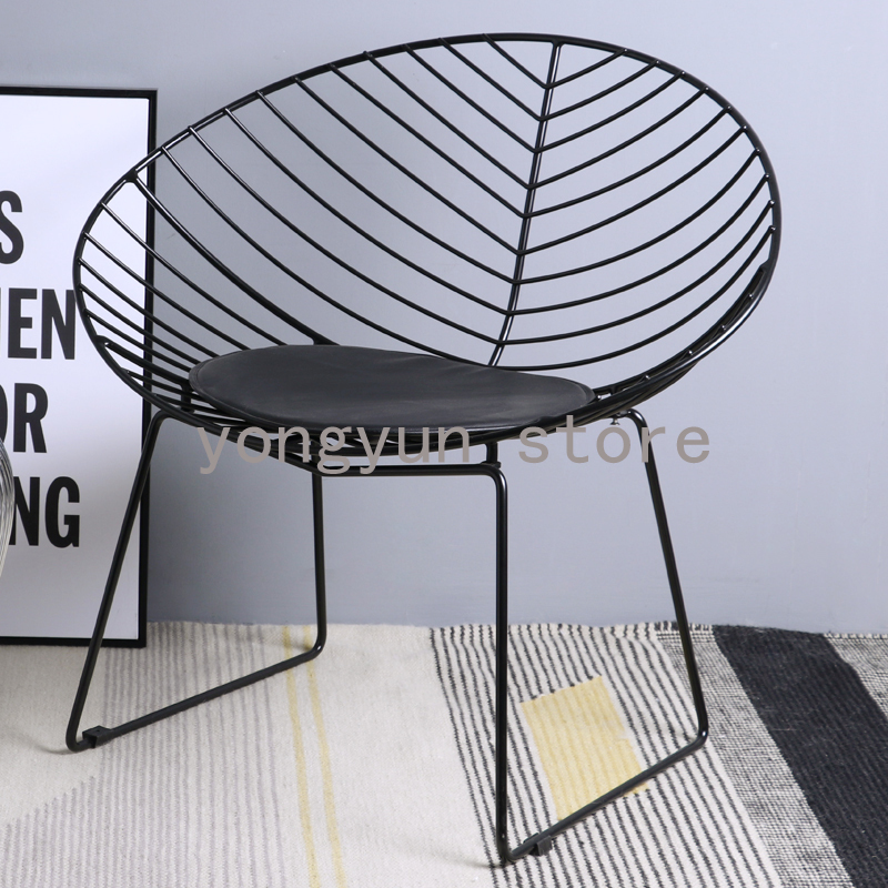 Astounding Us 228 0 Modern Design Metal Steel Wire Chair Diamond Lounge Wire Chair With Pad Fashion Popular Balcony Leisure Chair Living Room Chairs In Living Ocoug Best Dining Table And Chair Ideas Images Ocougorg