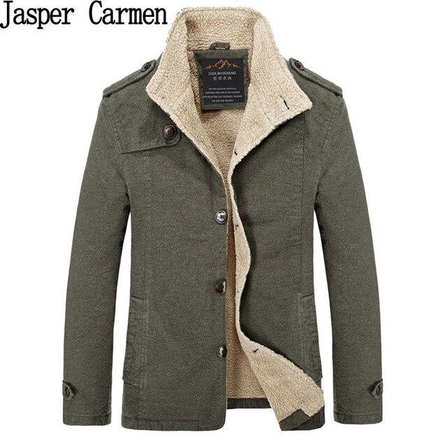 Бесплатная доставка новый 2017 осень на открытом воздухе марка военная куртка мужчины карманы дизайн стенда воротник плюс размер 4xl повседневная пальто 95hfx