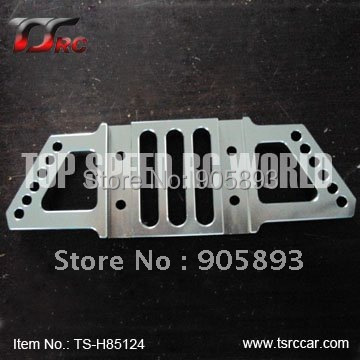 Free shipping!R/C racing car CNC Alloy rear Bumper -- Baja Parts!(85124) купить