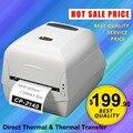 CP-2140 Настольный Принтер Штрих-Кода Argox CP2140 Прямая Термопечать и Термотрансферная Принтер коммерческих принтер этикеток штрих-кода