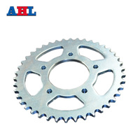Racing Motorcycle Parts Rear Sprocket Star 42 Teeth For Honda CB 400 CB400 1992 1998 Sprockets Fit 530 Drive Chain