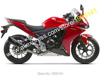 Hot Sales,Best Price For Honda CBR500R 2013 2014 CBR 500R 13 14 CBR 500 Red Black ABS Motorcycle Fairing (Injection molding)