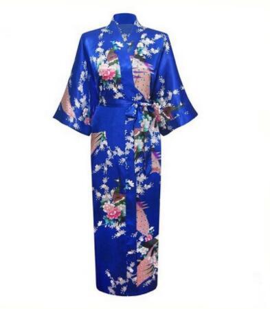 Ladies Kimono Robe 4
