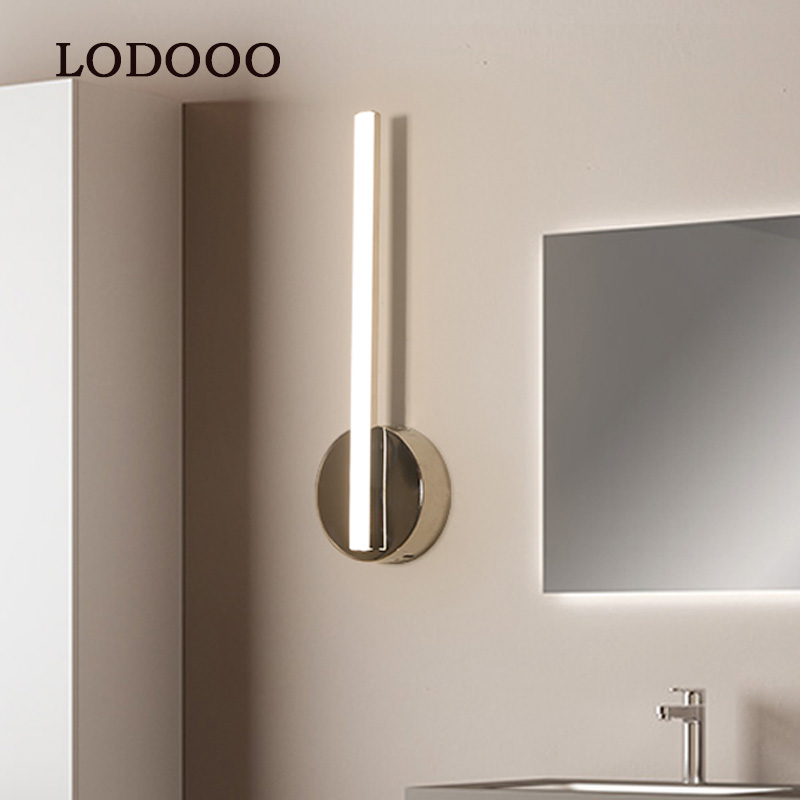 LODOOO Modern Sconce Wall Mounted Bedside Reading Light Creative Wall lamp Living Room Foyer Wall lamp  hose Wall lampLODOOO Modern Sconce Wall Mounted Bedside Reading Light Creative Wall lamp Living Room Foyer Wall lamp  hose Wall lamp