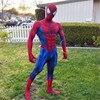 Eye Glasses 3D Shade Pattern Spiderman Costume Fullbody 3D Printing Spider Man Superhero Costume Cosplay Spandex