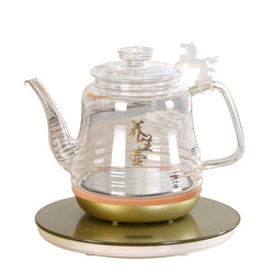 Electric kettle flower glass kettles to keep electric boiling tea ware