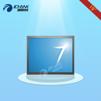 B190TN V591 19 Inch 1280x1024 Standard Screen Metal Case Wall Mounted Industrial Anti Interference Monitor LCD