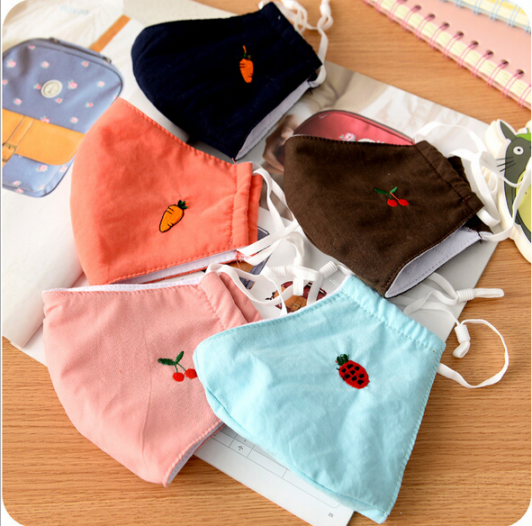 Wholesale Muffle Costumes Tv Cloth Lovely Surgical Kpop Warm Masks Movie Mask Cotton Fruit amp; Dust Face Mask-in Fashion Mack Cute Pattern Mouth