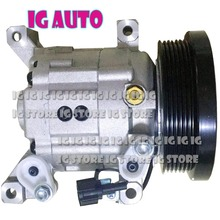 цены For Isuzu Compressor Rodeo Axiom Trooper A/C AC Compressor With Pulley For Honda Passport