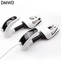DMWD 220V 110V Ultraviolet Rays Shoe Dryer Foot Protector Boot Odor Deodorant Device Shoes Drier Heater