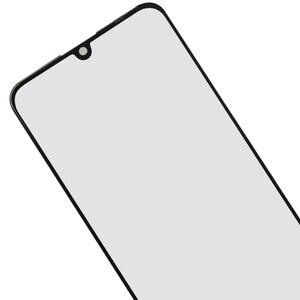 Image 4 - Для Huawei HONOR 10 LITE, фронтальный стеклянный экран, объектив 100%, новый фронтальный сенсорный экран, стеклянный Внешний объектив для HONOR 10 LITE + Инструменты