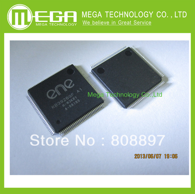 Free Shipping 2PCS KB3926 KB3926QF TQFP IC Chip KB3926QF A1