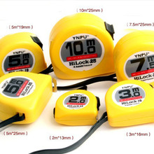 Hot 1pc Easy Retractable Ruler Tape Measure Mini Portable Pull Keychain New Brand