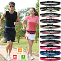 Free Ship Body Wallet Money Belt Unisex Multi Function Outdoor Fitting Belt Chest Pouch Bum Waist Belt