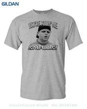 Simple Short-sleeved Cotton T-shirt You re Killin Killing Me Smalls Sandlot  Baseball Movie Men s Tee Shirt 1105 b40a9076c