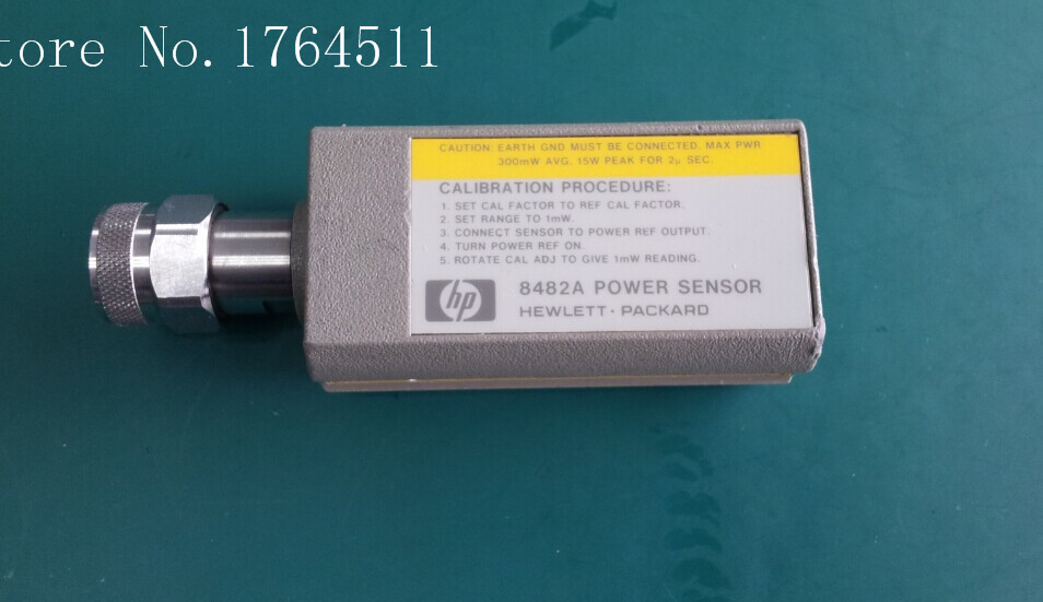 [BELLA] ORIGINAL Agilent 8482A 10MHZ-4.2GHZ Power Detector Probe