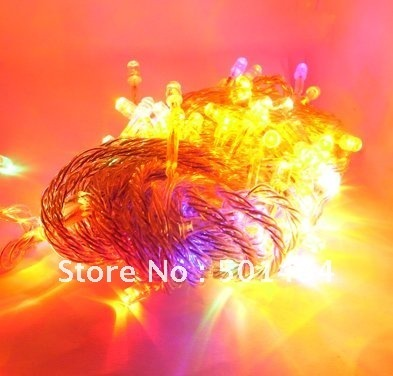 Drop shipping 10m LED Christmas lights (HOT!!!)