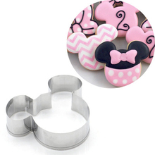 Cookie-Cutter Cake-Decorating-Tool Cake-Mould Biscuit Kitchen-Accessory Animal Stainless-Steel