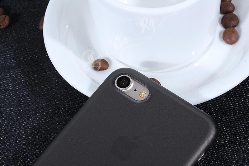 HTB1hEwcQXXXXXatXXXXq6xXFXXXz - FREE SHIPPING Ultrathin Hard frosted Case for iphone X 7 6S 6 8 Plus Slim Matte PP Cover Clear Black Grey Purple Rose Red Green Blue JKP386