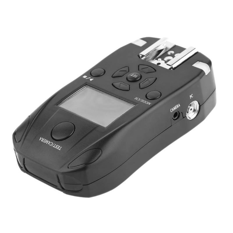 Alloyseed 32 Channel 2.4GHz Wireless Flash Trigger Synchronizer Shutter Remote Control Tra