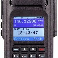 band uhf vhf Band Dual DMR RETEVIS Ailunce HD1 הדיגיטלי מכשיר קשר רדיו חובב Ham (GPS) 10W VHF UHF DMR שתי דרך רדיו משדר + כבל (5)