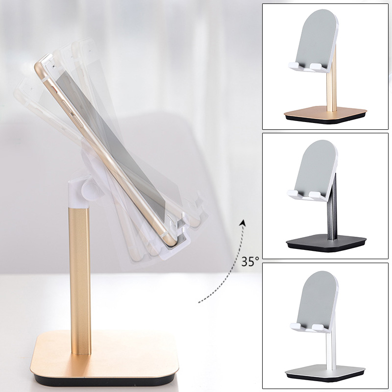 Bracket Tablet PC Stand 11inch Phone Holder Support Easy To Use for iPhone 3 Color Accessory