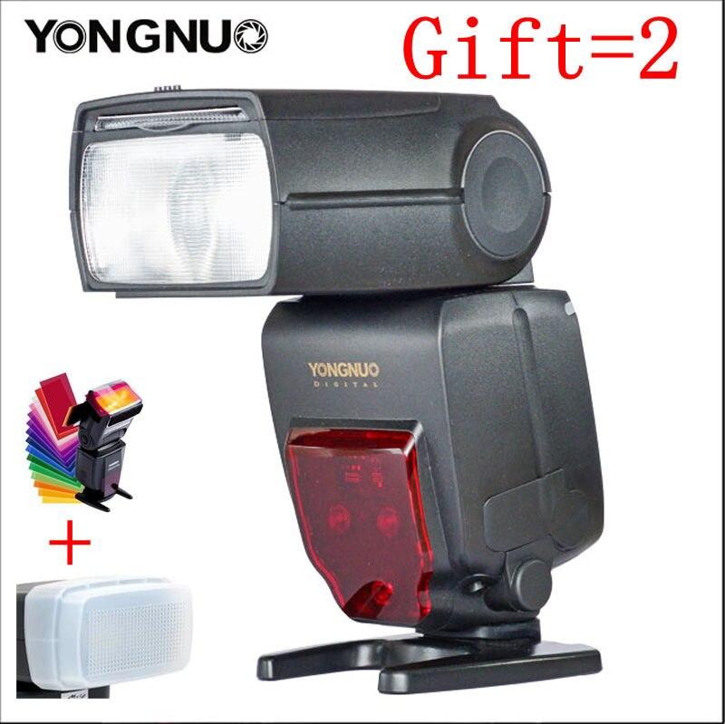 Оригинальный YONGNUO Камера flash YN685 E TTL 2.4g беспроводное устройство Вспышка Speedlite GN60 HSS 1/8000 s вспышка Speedlight света для Canon DSLR