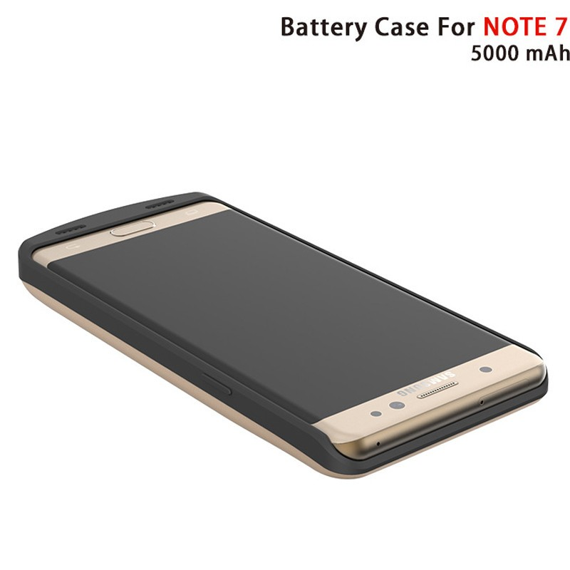 5000mah power case for note 7 07