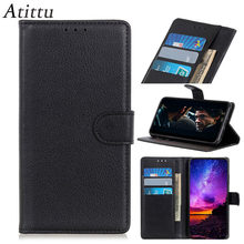 Phone Case for Alcatel 1S 2019 Case Cover Luxury Flip Wallet PU Leather Business Cases for Alcatel 1S 5024D 2019 1 S Book Cover(China)