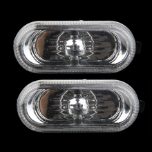 2 шт. боковой маркер Поворотный Светильник для MK4 \ B5 \ B5.5 \ R32 индикатор луч лампы ошибок