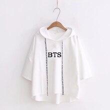 Bangtan7 Hooded Sweatshirts (5 Colors)