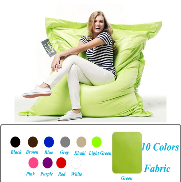 Large Bean Bag Giant indoor / Outdoor Bean Bag XXXL Waterproof Bean Bags Bag Size 180cm*140cm