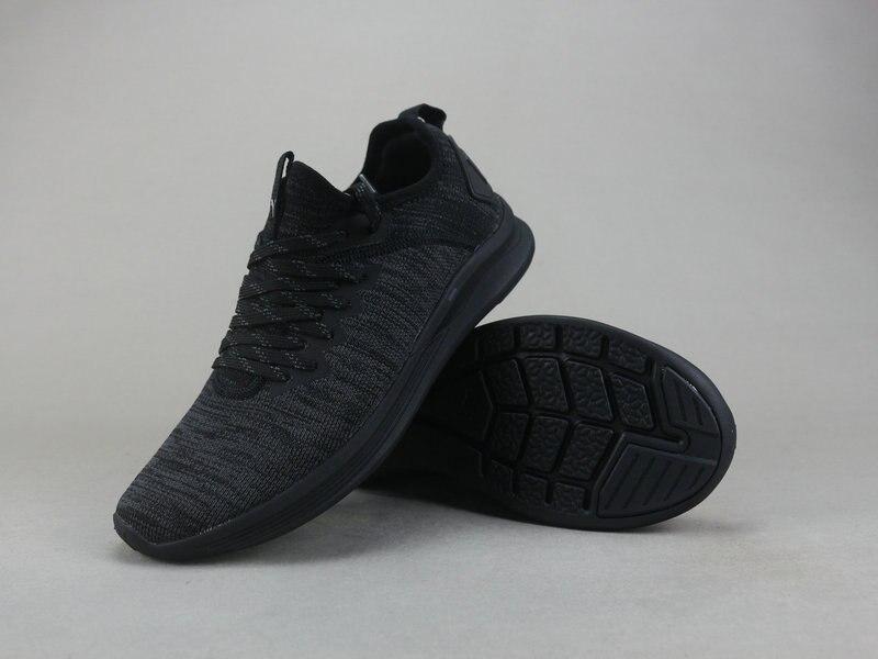 13b7d837b11 2018 Asli Baru Kedatangan PUMA Enzo Premium Mesh Sepatu Pria Tsugi Api Evoknit  Badminton Sepatu Size40