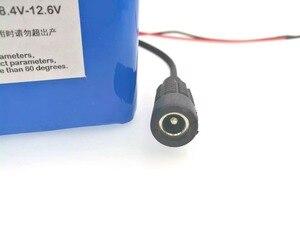 Image 4 - Large capacity 12V 10Ah 18650 lithium battery protection board 12.6v 10000mah capacity+ 12 v 3A battery Charger