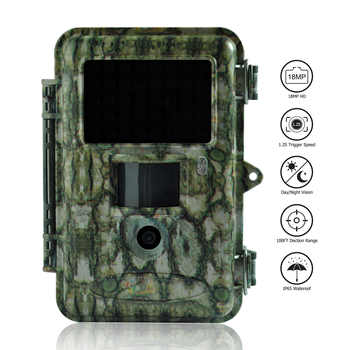 Bolyguard Hunting Trail Camera 18MP Outdoor Waterproof Wildlife 940nm IR LED for Night Vision surveillance camera fototrappola - DISCOUNT ITEM  35% OFF All Category