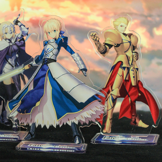 Аниме фигурка акриловая Fate Grand Order 5